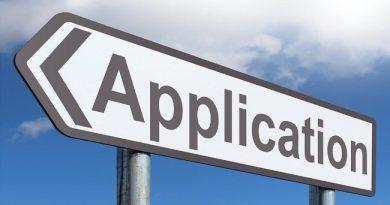 application transfer certificate.