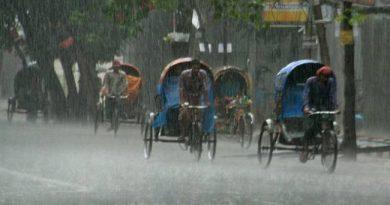 Paragraph: A Rickshaw Puller